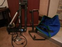 Milford Person Lift, Autochair Ltd, Car Hoist, Working Condition with Sling