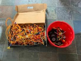 Knex - Rollercoaster and Tub
