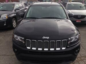 2014 Jeep Compass Sport/North * AWD * LEATHER London Ontario image 2