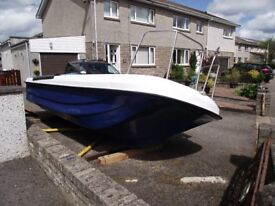 17 foot Dory for sale.