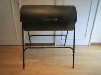 Oil Drum Barbeque for sale, excellent condition, only used twice