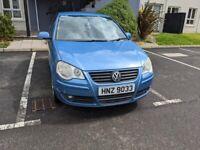 Volkswagen, POLO, Hatchback, 2005, Manual, 1390 (cc), 3 doors petrol