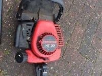Petrol Hedge cutter 21