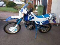 Suzuki dr 600 in very good condition