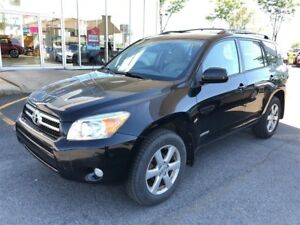 2007 Toyota RAV4 Limited *TOIT OUVRANT, CRUISE*