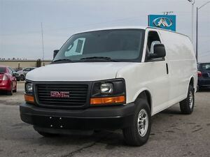 2016 GMC Savana CARGO/ REAR WINDOWS/ PWR WINDOWS & A/C