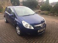 Vauxhall Corsa 1.4 5 Door Club (not Clio, punto, polo, fiesta)
