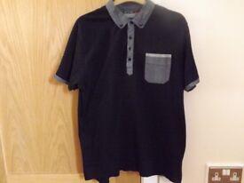 Men's Joe Brown's Polo Shirt Size L