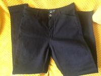 New never worn Black ASOS skinny jeans size 10