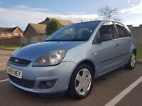 2005-2009 Ford Fiesta, Diesel, 50-70mpg, MOT 18/04/18, Road Tax £30 for 12 months, Recently Serviced