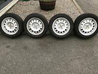 Mini Cooper winter wheels