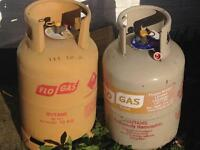 2 x 13KG BUTANE GAS CYLINDER (21MM REGULATOR)