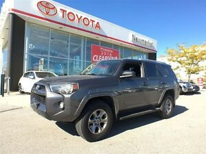 2014 Toyota 4Runner ONE OWNER - TOYOTA CERTIED