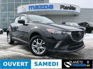 2017 Mazda CX-3 AWD GS AUTO AIR MAGS DÉMARREUR