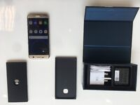 Galaxy S7 Edge (SM-G935F) GOLD Unlocked, 32GB, MINT Condition, Box and Accessories, Receipt