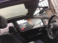 Honda jazz 2014 automatic. With Panasonic roof