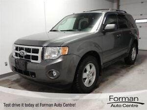 2011 Ford Escape XLT Automatic V6 - Budget Friendly!
