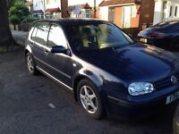 VW GOLF 1.9 TDI SE TURBO DIESEL VW FSH 2 OWNERS not octavia leon passat superb audi ibiza polo