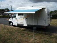 *SMALLER BENIMAR PERSEO 500 MOTORHOME,FIXED BED, OUTSTANDING HISTORY,1 OWNER, SUPERB*