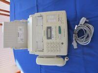 Panasonic plain-paper fax machine KX-F1810E