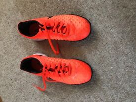 Nike kids football boots size 3