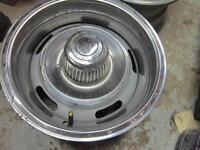 1969 Camaro SS Rally Rims, 327 350 intake Holley carburetor