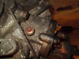 Vauxhall Vectra C Diesel dti– 2004 – gear box F23 Y20DTH -