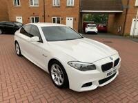 2012 (61) BMW 520D M SPORT F10 6 SPEED MANUAL