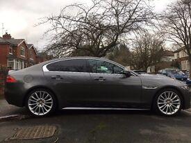 Jaguar XE R-Sport 2.0t, Sat Nav, Heated Leather Seats, Auto, Parking Sensors, Bluetooth, DAB