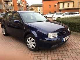 Volkswagen Golf 1.6 SE * 2003 (03)5dr**AUTOMATIC ** 3 MONTH PARTS & LABOUR WARRANTY