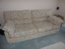 Michael Tyler 3 seater and 2 seater sofas