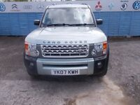 PART X DIRECT OFFERS A LAND ROVER DISCOVERY TDV6 XS AUTO (7 SEATER) NEW MOT AND SERVICE