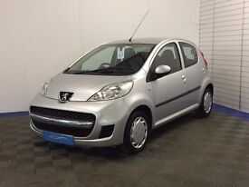 Peugeot 107 URBAN S-A with No Credit Scoring Finance Available*