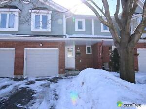 $214,500 - Townhouse for sale in Orléans