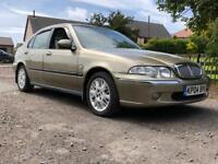 Rover 45 1.8 IXL - Low miles Long mot