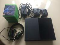 XBOX One Console with Games