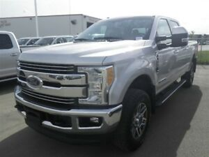 2017 Ford F-350 Diesel Lariat With 6TH Seat/Bench