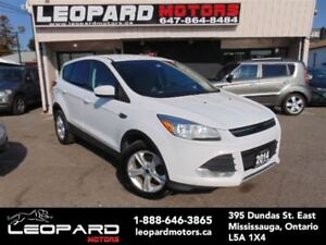 2014 Ford Escape SE,Camera,Heated Seats,Bluetooth*No Accident*