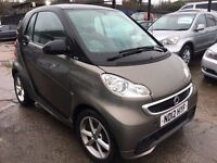 Smart Fortwo 0.8 CDI Pulse Softouch 2dr£3,850 p/x welcome 1 YEAR FREE WARRANTY. NEW MOT