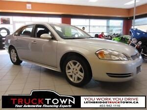 2012 Chevrolet Impala STRONG EFFICIENT ENGINE