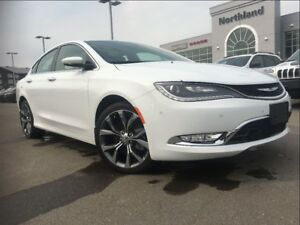2016 Chrysler 200 C 3.6L V6 9 Speed AWD