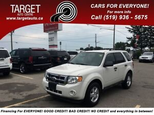 2011 Ford Escape XLT Low Kms, Drives Great, Very Clean !!!