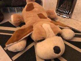 GIANT SIZE Soft Toy Dog