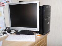 HP P6203UK Personal Computer