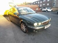 Jaguar X Type 2.1 V6 2003 - Spares or repairs