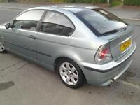 52, bmw 320 td, e46, runs & drives spot on, swap, ford, Peugeot, vauxhall, Citroën, vw, mazda
