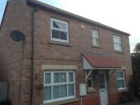Detached 3 bed house in Norton's private Redrow estate, Malton, in quiet Cul de sac