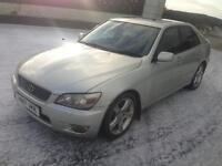 2001 Lexus IS200 Sport - Pricedrop needs gone