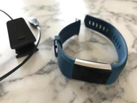 Fitbit Charge 2 in blue