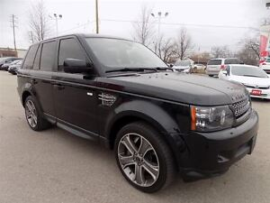 2012 Land Rover Range Rover Sport Supercharged..LOADED..NAVIGATI